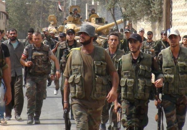 Syrian Forces Intercept ISIS Way to Al-Sha'er Oil Field