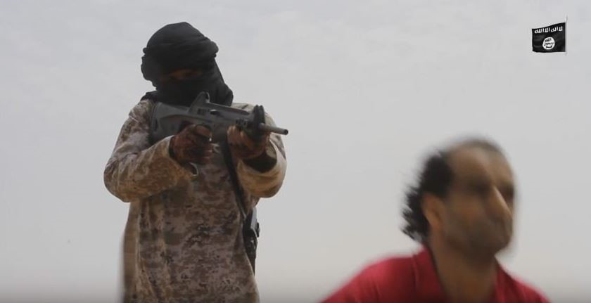 ISIS Beheaded, Executed and Crucified 50 People in Libya for Espionage, Sorcery and blasphemy
