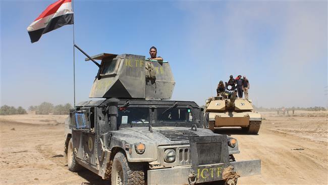 VIDEO: Iraqi Army Liberates Key Area near Fallujah, 13 ISIS Fighters Killed