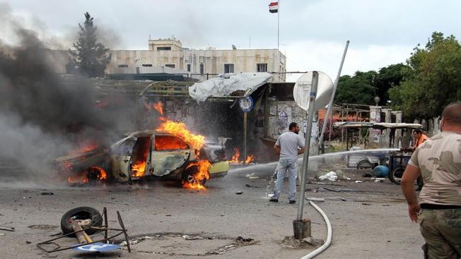 Tartus, Jableh Blasts Show Frustration within Terrorist Groups: Syria Minister