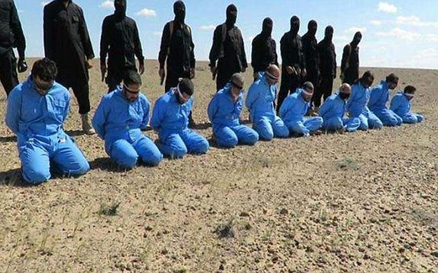 FILE PHOTO: ISIS Executes 8 of its Members in Mosul for Refusing to Join Battlefield