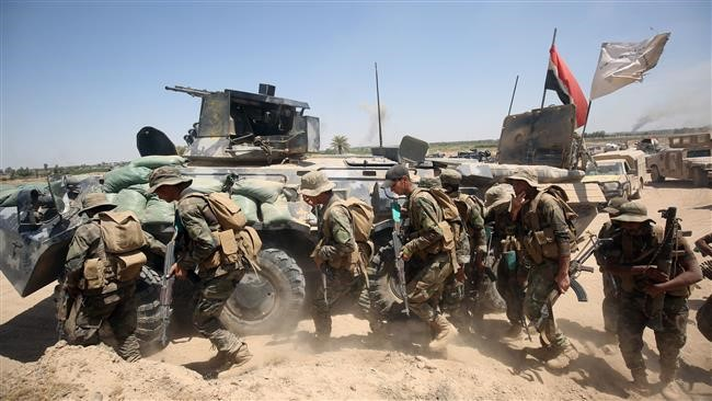 VIDEO: Iraqi Army near Fallujah in Liberation Operation, ISIS Hit Attack Repelled