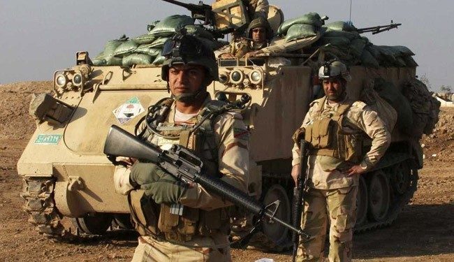 VIDEO: Risk of IEDs as Iraqi Army Troops Take on ISIS Militants in Mosul