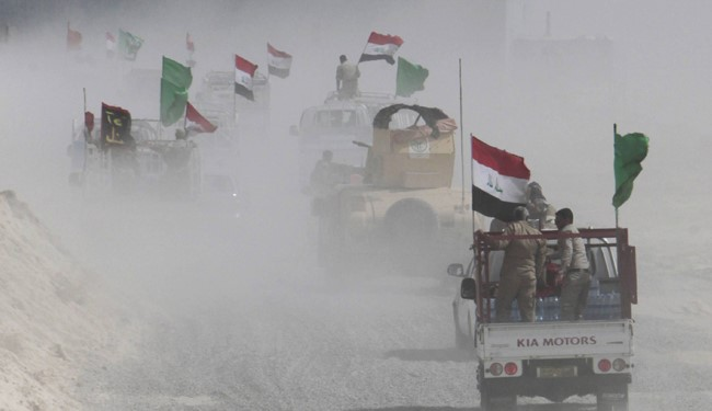 Just 1,000 ISIS Terrorist in the Fallujah, Latest Footage of Liberation Operation