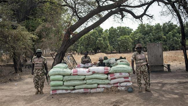 Photo of Five police, three soldiers fall in attacks in southern Nigeria