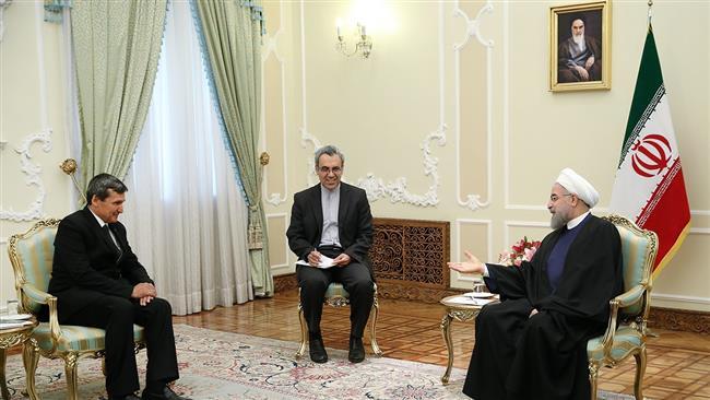Photo of Iran, Turkmenistan must boost anti-terror fight: Rouhani