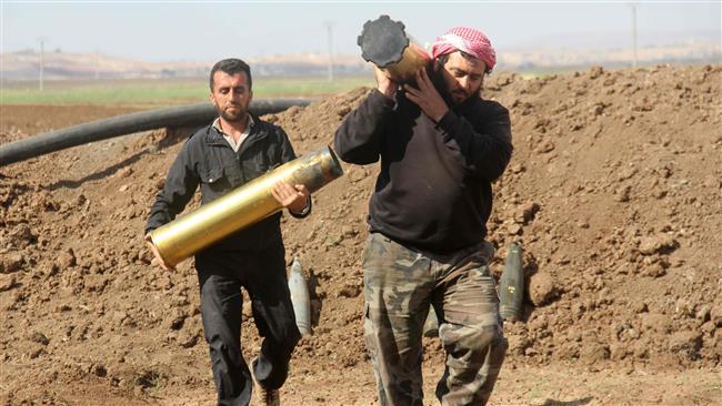 Photo of Saudi, Qatar, Turkey support terrorists to serve own interests: Syria