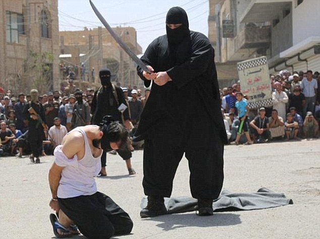 Photo of Obese ISIS executioner known as 'The Bulldozer' captured in Syria