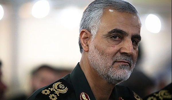 Photo of IRGC Quds Force Commander Soleimani in Syria to Help Aleppo Operations