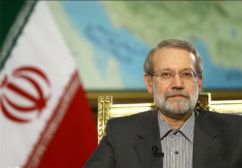 Photo of Iranian Speaker Congratulates Recapture of Iraq's Fallujah from Daesh