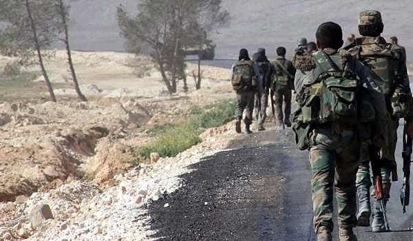 Photo of Syrian Army Inching Closer to Capital of ISIL Self-Proclaimed Caliphate
