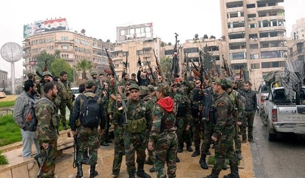 Photo of Syrian Army, NDF Win One more Battle against ISIL Northeast of Homs