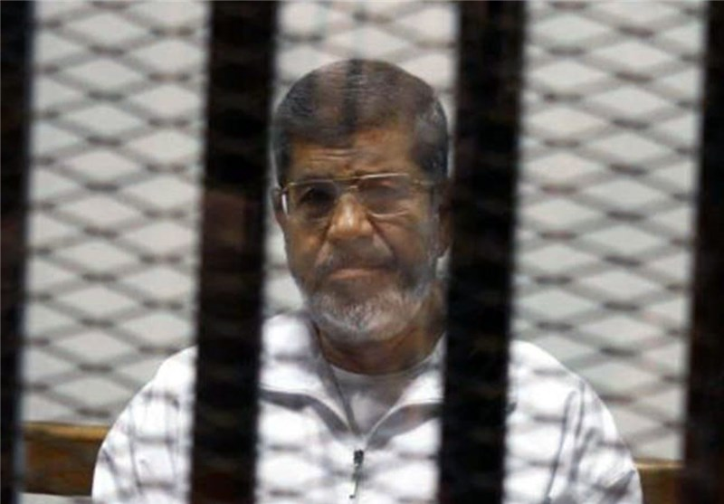 Photo of Mursi Sentenced to Life in Prison in Espionage Trial