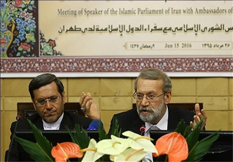 Photo of Iran's Larijani Calls on Muslim Nations to Boost Unity