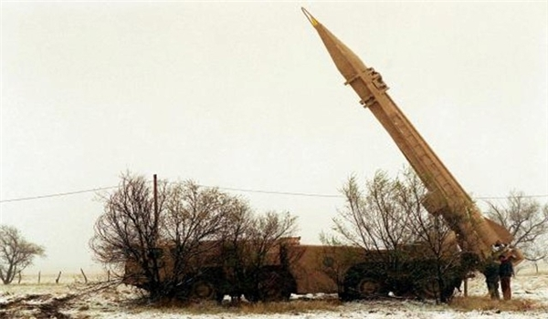 Photo of Yemen's Ballistic Missile Destroys Saudi-Led Forces' Military Base in Al-Jawf Province