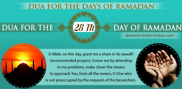 Photo of DUA FOR THE 28TH DAY OF RAMADAN