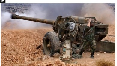 Photo of WATCH- Syrian Forces Operating Massive Offensive against ISIS in West of Raqqa