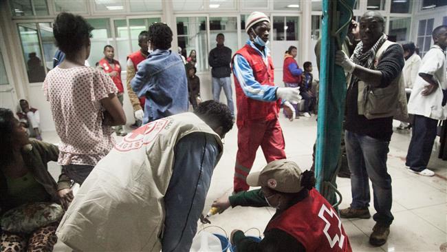 Photo of Two killed, 80 injured in 'terrorist' blast in Madagascar