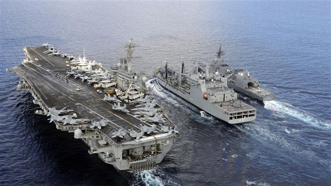Photo of US, India, Japan to stage major drill in Western Pacific