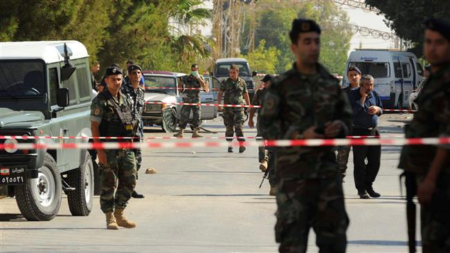 Photo of Six people killed in Lebanon blasts