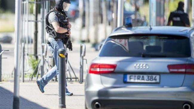 Photo of Attacker opens fire at cinema complex in western Germany
