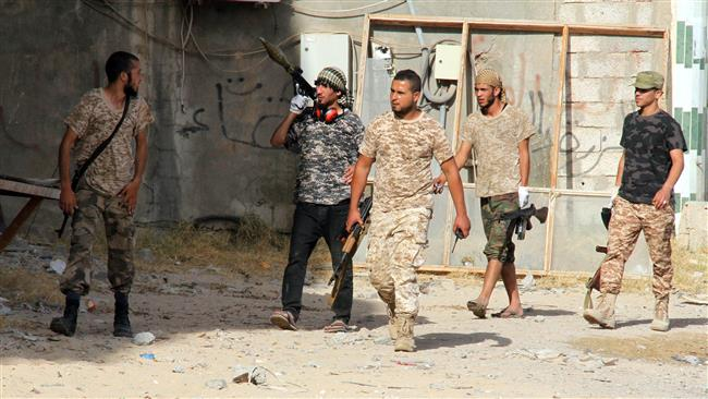 Photo of Forces loyal to Libya unity govt. prepare for final assault on Sirte