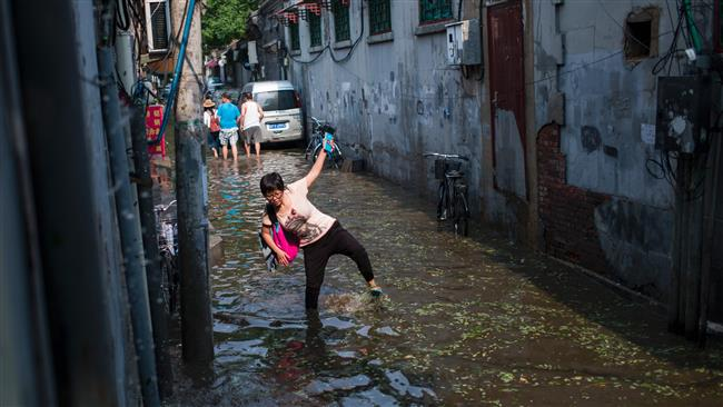 Photo of Floods displace thousands in southwest China