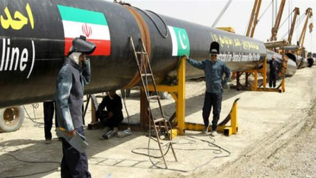 Photo of Iran-Pakistan gas pipeline to complete by 2018