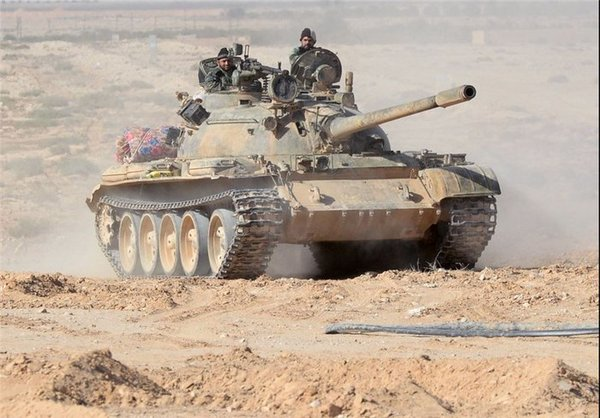 Palmyra-Battle