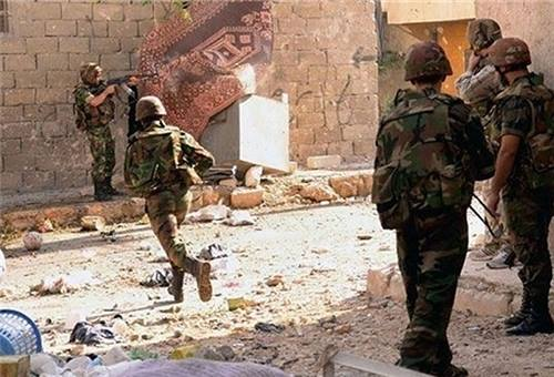 Photo of Syrian Army restores calm in Homs City after intense fighting