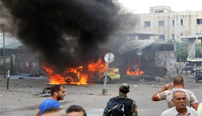 Deadly Bomb Blast Hits Mosque in Syria's Latakia, Kills at least 5 Civilians