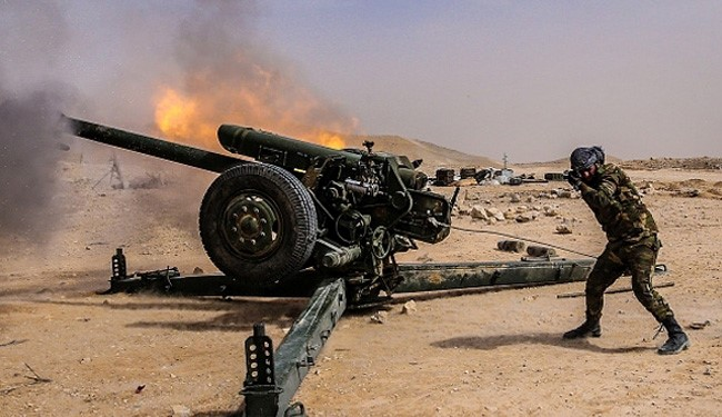 Syrian Army Troops Smash Al-Nusra Terrorists in Southwest of Damascus