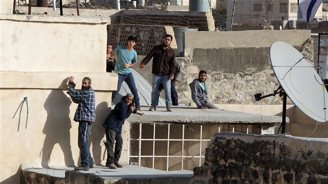 Photo of 'israeli' settlers reside on 'blood of murdered children'