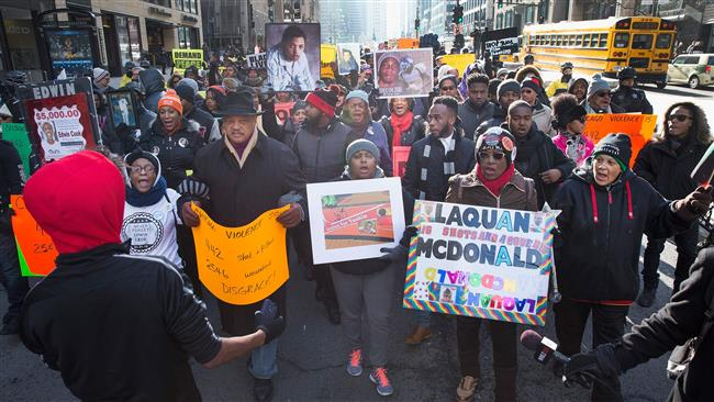 Photo of Videos made public of Chicago police brutality incidents