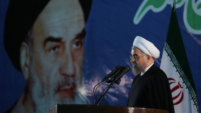 Photo of Rouhani: Imam Khomeini braved all arrogant powers