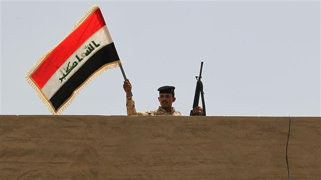 Photo of Iraqi forces moved to within three km of Fallujah center: Cmdr.