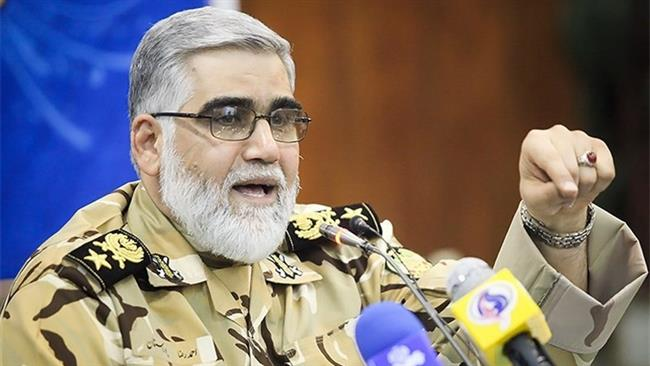 Photo of Iran policy to dismantle Daesh beyond borders: Commander