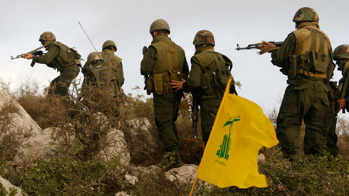 Photo of Hezbollah Targets Terrorists near Lebanese-Syrian Border