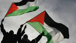 """Photo of """"Supporting Palestine, Every Muslim's Duty"""""""