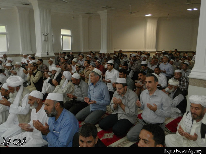 Photo of Photos- Sunni people of Iran's Gorgan Attends Traweeh Prayer