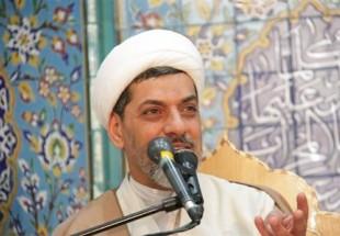Photo of Hujjat al-Islam Rafeei: Imam al-Mahdi, Imam of Kindliness