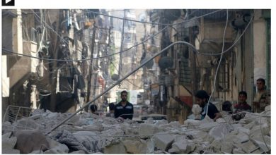 """Photo of WATCH- Syria Says US-Backed """"Moderate Opposition"""" Shelling Civilians in Aleppo"""