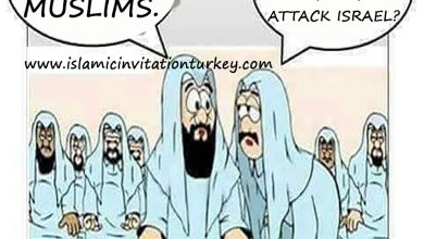 Photo of Caricature- Saudi, Turkey led takfirists to attack Israel when it become a Muslim.