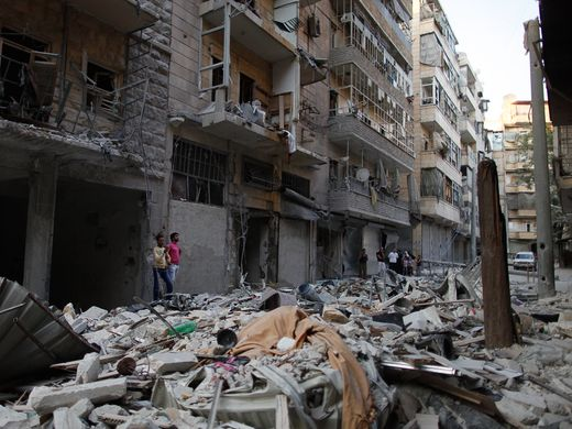 Photo of Aleppo residents look to liberation of city: Western Analyst