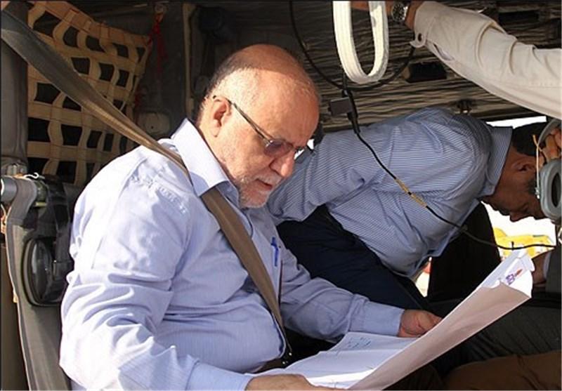 Photo of Oil Minister Denies Rumors of Evacuation of People in Mahshahr
