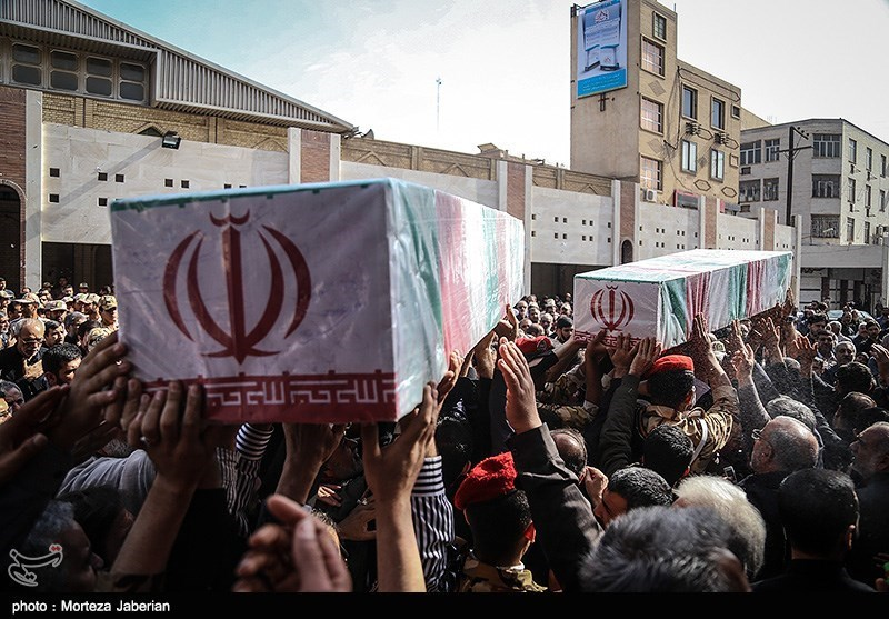 Photo of Bodies of 31 Iranian Martyrs to Be Repatriated from Iraq
