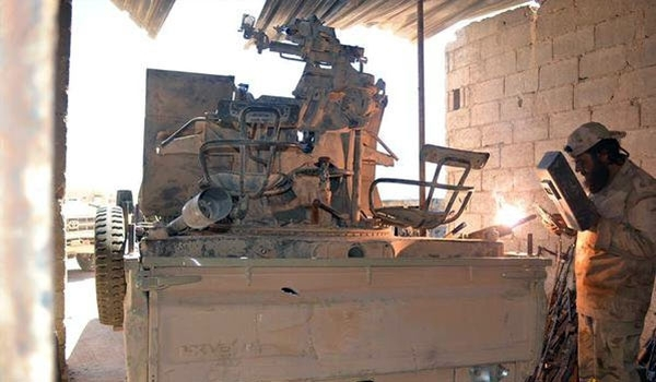 Photo of Iraq: Turkish Firms Supplying ISIL's Arms Workshops with Modern Parts