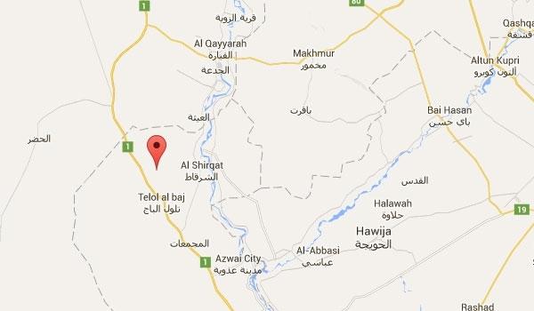 Photo of Salahuddin Province: Iraqi Forces Win Back Strategic Region Near Al-Sharqat City