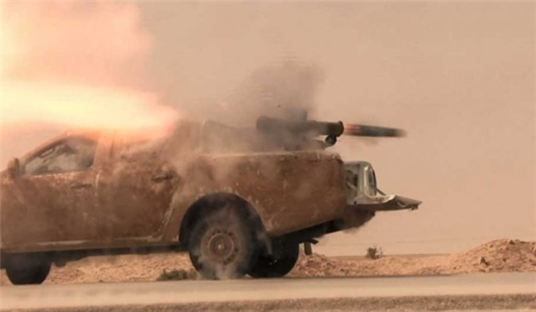 Photo of Syrian Army Targets Al-Nusra Centers Heavily in Dara'a Neighborhoods