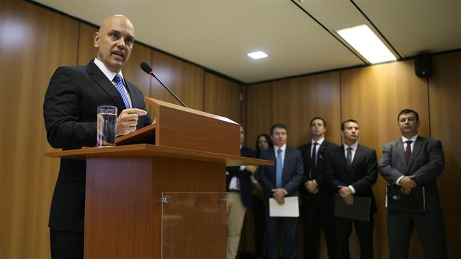 Photo of Brazil arrests group planning terror attacks during Olympic Games